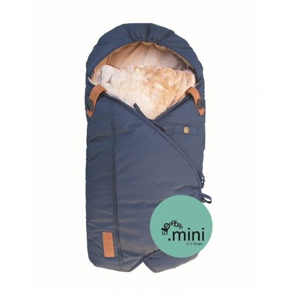 Sleepbag Mini Kørepose - Midnight petrol