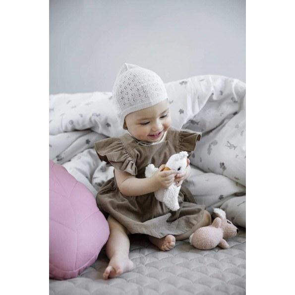 Cam Cam babysengetøj 70x100 cm - fawn