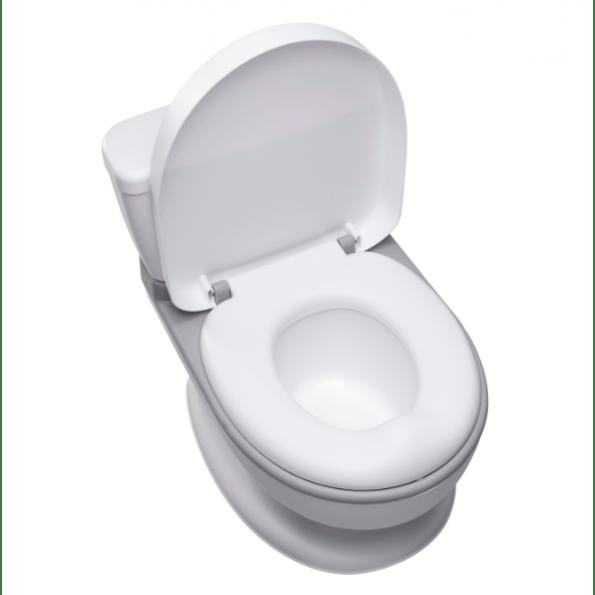 Tiny Republic Basic Kids Toilet + Tiny Republic Basic Toiletsæde m. trin