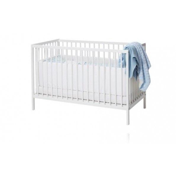 Baby Dan Comfort tremmeseng - Hvid