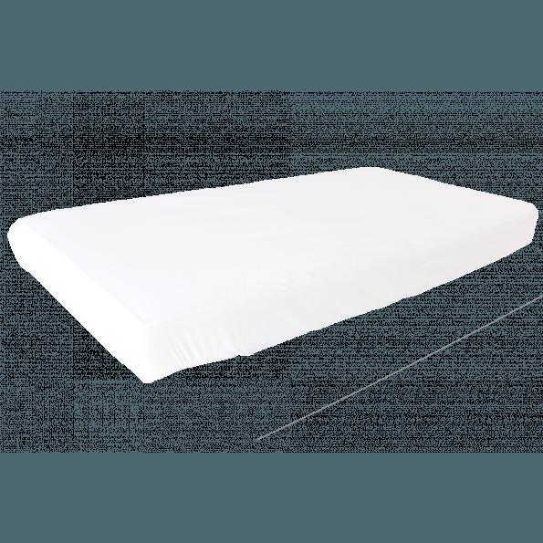 Heybasic 3D lux air stræklagen - hvid - 60x120 cm.