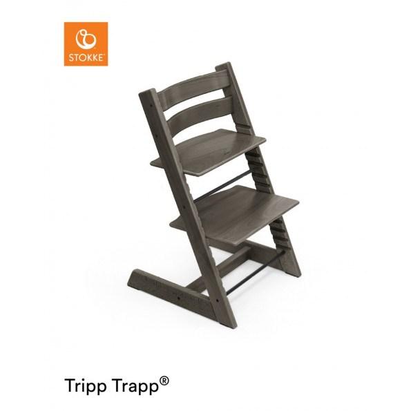 Tripp Trapp højstol - hazy grey