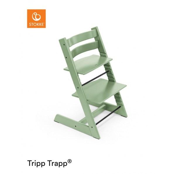 Tripp Trapp Højstol - moss green