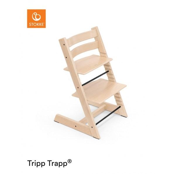 Tripp Trapp højstol - natural