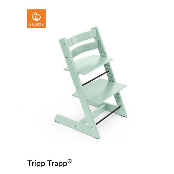 Tripp Trapp højstol - soft mint