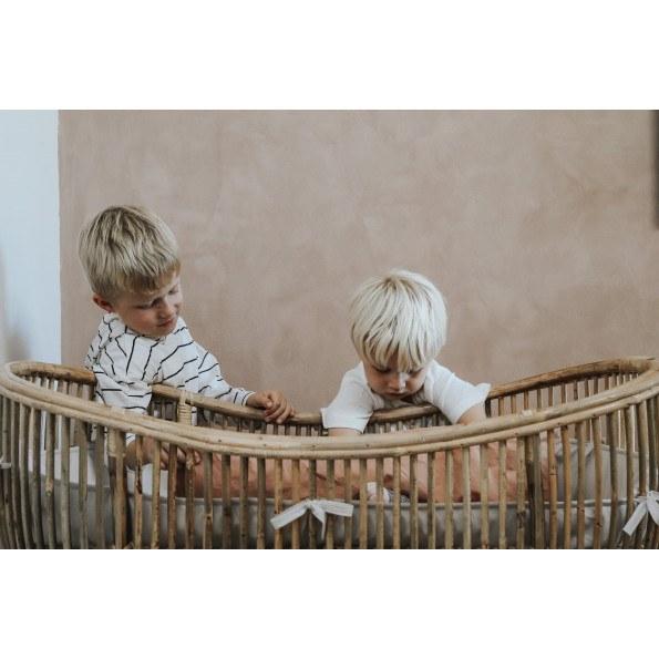 Vanilla Copenhagen bambus vugge - Naturfarve