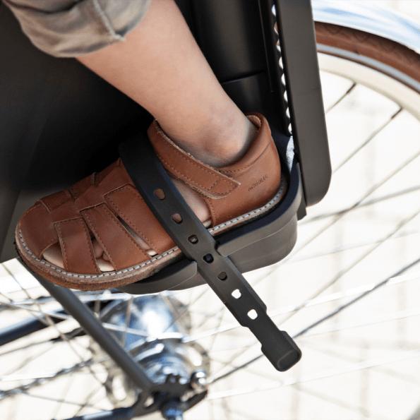 Urban Iki cykelstol bagpå – grøn/sort