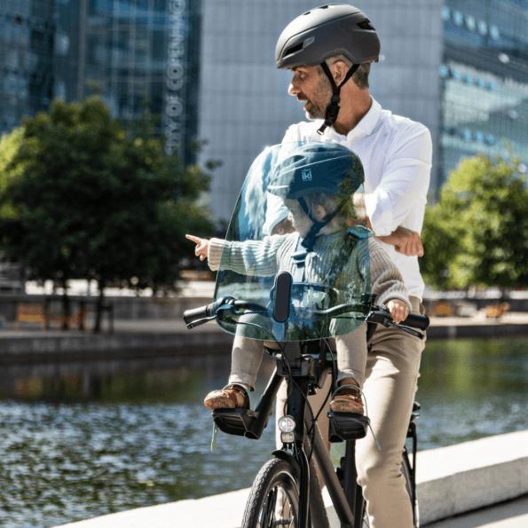 Urban Iki cykelhjelm str. XS - sort