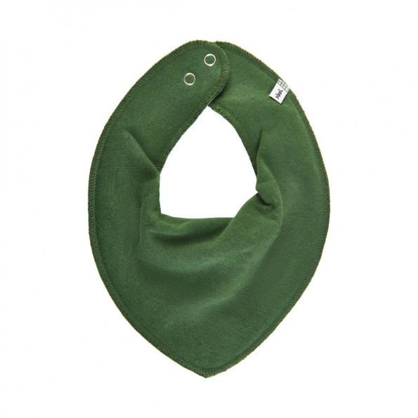 Pippi Smæk tørklæde - mørkegrøn