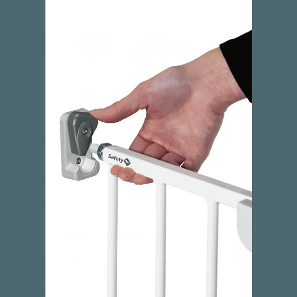 Safety 1st wall fix sikkerhedsgitter - hvid