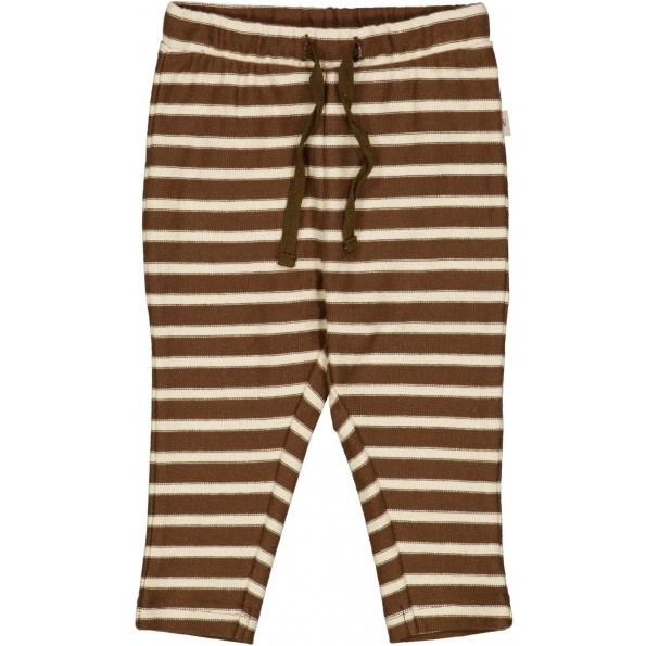 Wheat Lukas bukser - Walnut