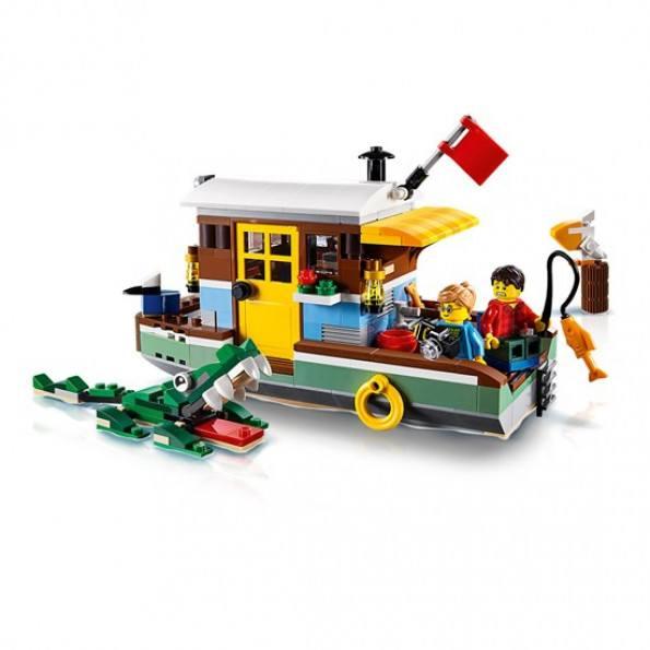 LEGO Creator, Husbåd - 31093
