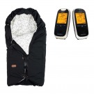 Neonate BC6500D Babyalarm + Voksi Classic+ Mini - Leaf Black