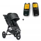 Neonate 5800 babyalarm +Baby Jogger  city elite titanium