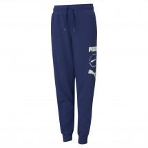Puma Alpha TR cl B joggingbukser – Elektro Blue