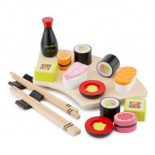 New Classic Toys Bon appetit +36 mdr - sushi sæt