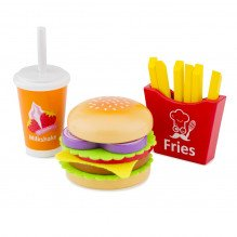 New Classic Toys Bon appetit +24 mdr - fastfood