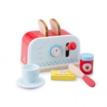 New Classic Toys Toaster Sæt +36 mdr