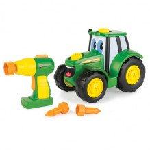 John Deere - Byg en traktor