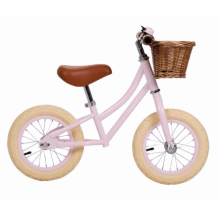 Banwood Løbecykel, First go - Pink