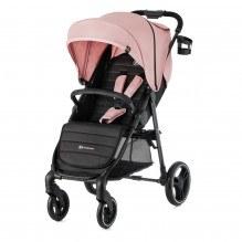 Kinderkraft GRANDE City klapvogn -  Pink