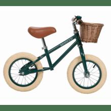 Banwood Løbecykel, First go - Dark green