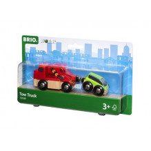 BRIO World - Kranvogn -33528