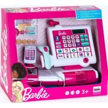 Klein Barbie kasseapparat - Pink