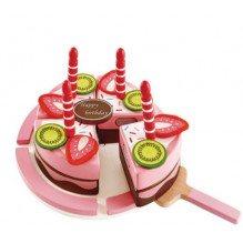 HAPE Double Flavored fødselsdagskage