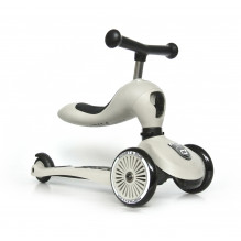 Scoot and Ride Highwaykick 1 løbehjul - ash
