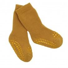 GoBabyGo strømper - mustard