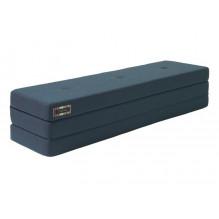 By KlipKlap 3 Fold XL Madras - Mørkeblå