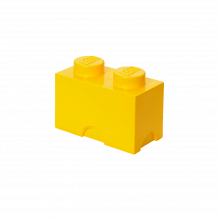 LEGO Opbevaringskasse 2 - Gul