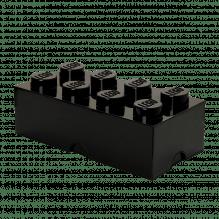 LEGO Opbevaringskasse 8 - sort