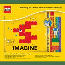 LEGO Classic Imagine sketchbook sæt