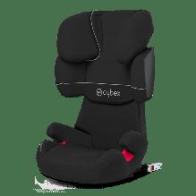 Cybex Solution X-Fix autostol - Pure Black