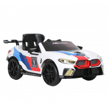 Rollplay BMW M8 GTE 12V Elbil - Hvid
