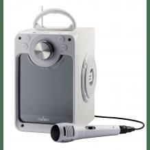 Stars Karaoke maskine - Hvid