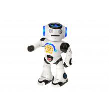 Powerman fjernstyret robot (dansk tale)