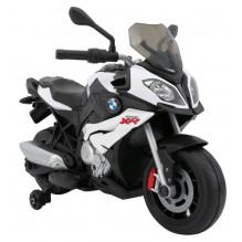 Ride Ons BMW S1000 XR Motorcykel -Sort/Hvid