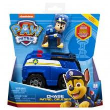 Paw Patrol Politibil + Chase