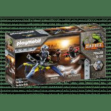 Playmobil Dinos Pterandon: Attack - 70628