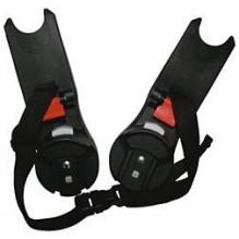 Baby Jogger Autostolsadapter til Cybex, Besafe, Maxi-Cosi - City Select/City Premier