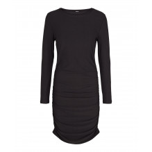 Liberte Alma Long kjole – Black