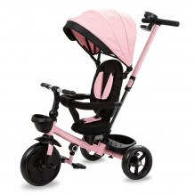 Kidwell Axel trehjulet cykel/klapvogn - charmy pink
