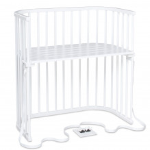 Babybay Boxspring Co-sleeper bedside - Hvid