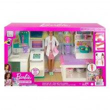 Barbie Fast Cast Clinic m. dukke