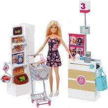 Barbie supermarked