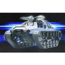 TECHTOYS Crawler Tank 1:12 Fjernstyret - Grå