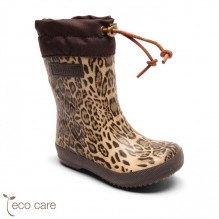 Bisgaard Thermo gummistøvler - Leopard